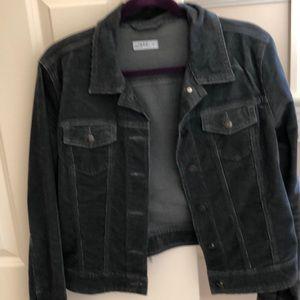 Corduroy Gap Jean jacket